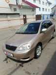 Toyota Allex, 2003 год, 250 000 руб.