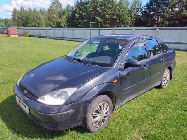 Ford Focus, 2004 год, 140 000 руб.