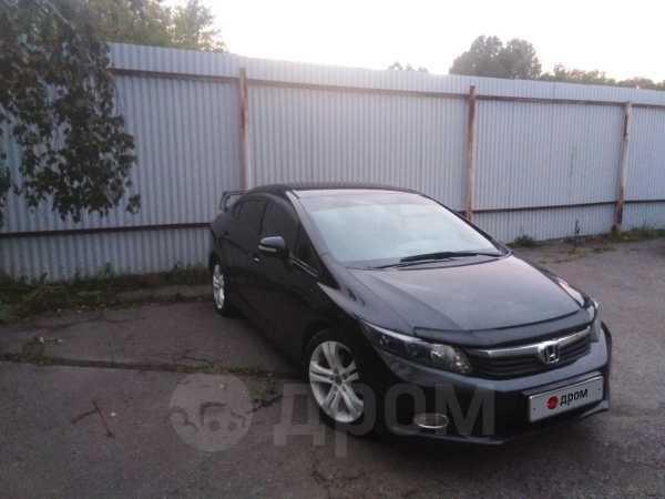Honda Civic, 2012 год, 660 000 руб.