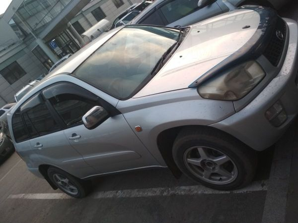 Toyota RAV4, 2002 год, 510 000 руб.