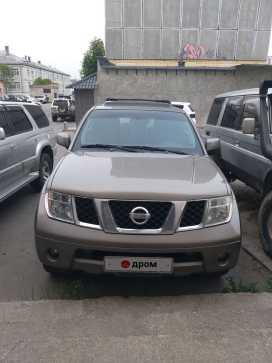 Магадан Pathfinder 2005