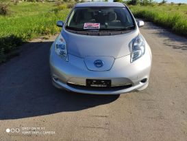 Белая Калитва Nissan Leaf 2013