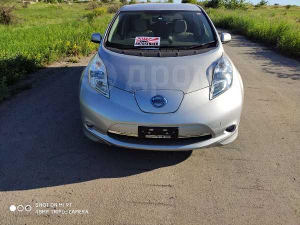 Nissan Leaf, 2013 год, 810 000 руб.