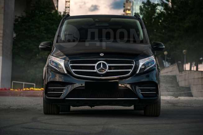 Mercedes-Benz V-Class, 2018 год, 5 150 000 руб.