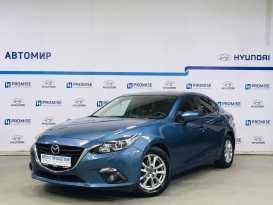 Новосибирск Mazda3 2015