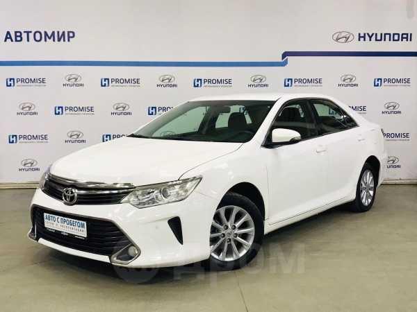 Toyota Camry, 2016 год, 1 060 000 руб.