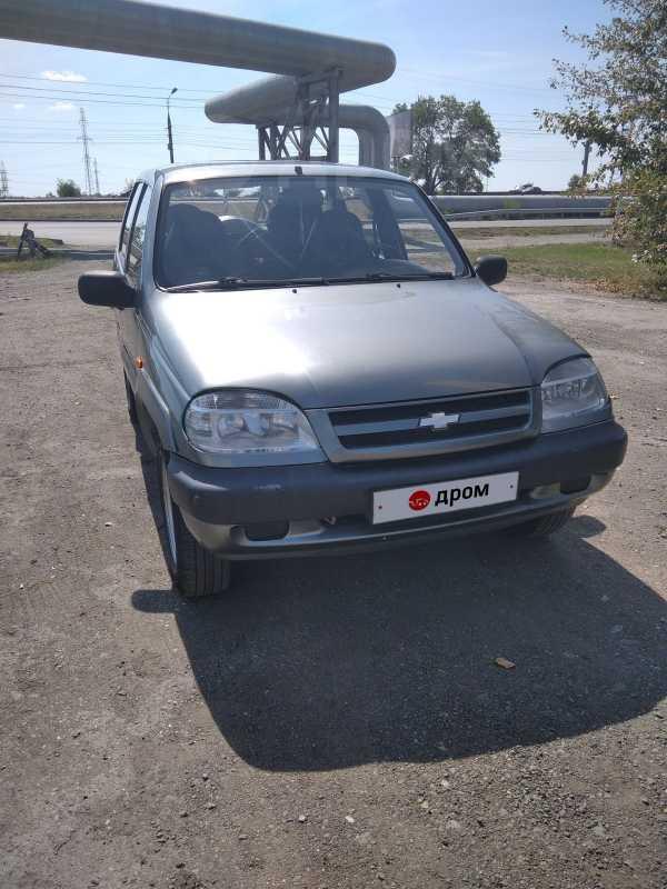 Chevrolet Niva, 2007 год, 168 000 руб.