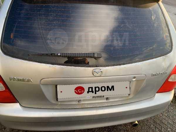 Mazda Familia, 1998 год, 115 000 руб.