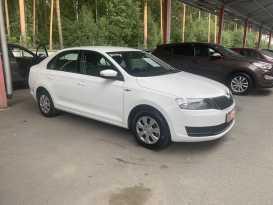 Екатеринбург Skoda Rapid 2019