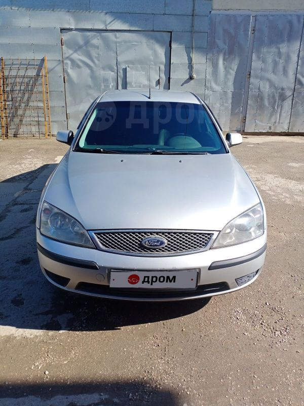 Ford Mondeo, 2004 год, 235 000 руб.