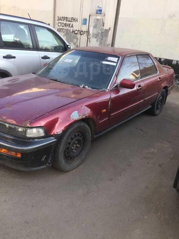 Honda Vigor, 1992 год, 75 000 руб.