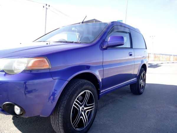 Honda HR-V, 1999 год, 345 000 руб.