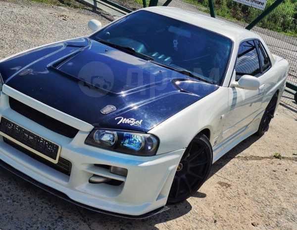 Nissan Skyline, 2000 год, 650 000 руб.