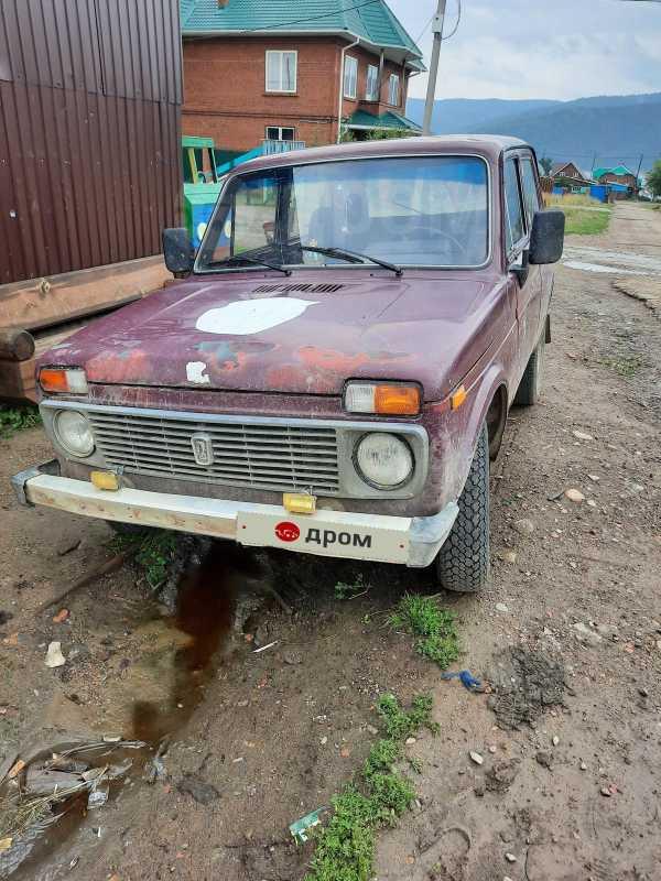 Лада 4x4 2121 Нива, 1996 год, 60 000 руб.