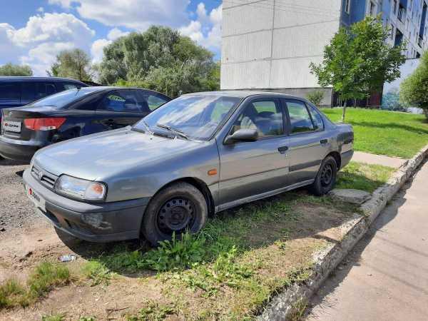 Nissan Primera, 1991 год, 55 000 руб.