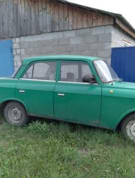 Омск 412 1972