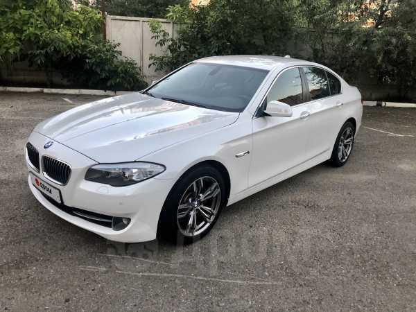 BMW 5-Series, 2012 год, 1 145 000 руб.