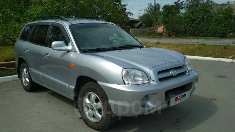Hyundai Santa Fe Classic, 2008 год, 515 000 руб.