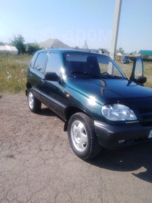 Chevrolet Niva, 2003 год, 153 000 руб.