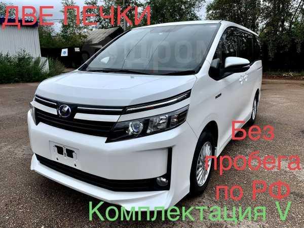Toyota Voxy, 2015 год, 1 320 000 руб.