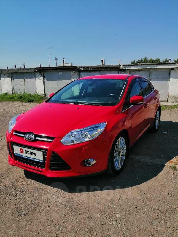 Ford Focus, 2013 год, 695 000 руб.