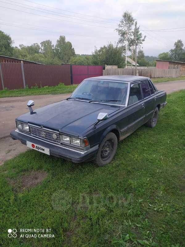 Toyota Mark II, 1981 год, 75 000 руб.