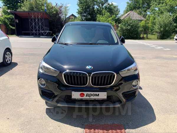BMW X1, 2016 год, 1 420 000 руб.