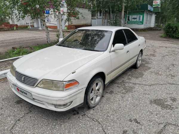 Toyota Mark II, 1998 год, 209 999 руб.