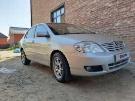 Тюмень Corolla 2004