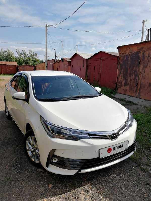 Toyota Corolla, 2016 год, 1 160 000 руб.