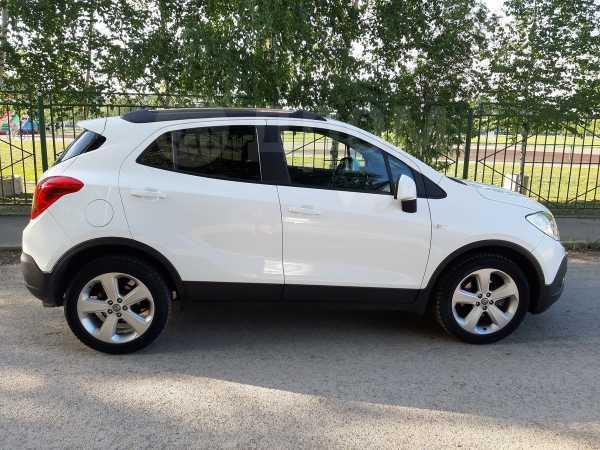 Opel Mokka, 2014 год, 650 000 руб.