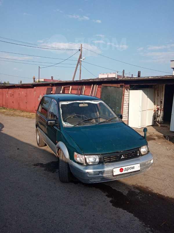 Mitsubishi RVR, 1992 год, 55 000 руб.