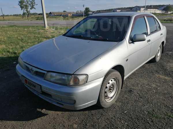 Nissan Pulsar, 1998 год, 118 000 руб.