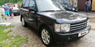 Москва Range Rover 2004