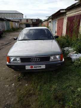 Великий Новгород Audi 100 1983