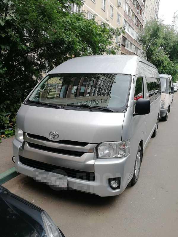 Toyota Hiace, 2014 год, 1 550 000 руб.