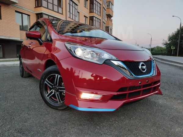 Nissan Note, 2017 год, 840 000 руб.