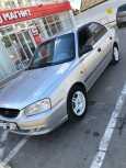 Hyundai Accent, 2005 год, 188 000 руб.