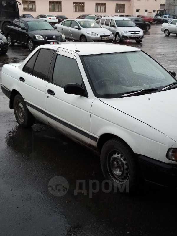 Nissan Sunny, 1992 год, 68 000 руб.