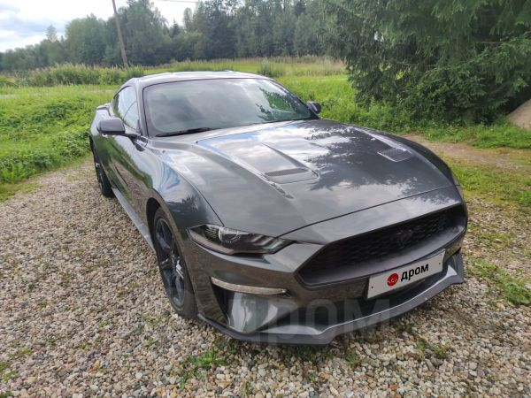Ford Mustang, 2019 год, 2 570 000 руб.
