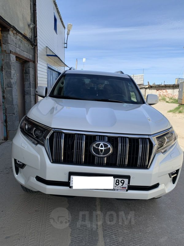 Toyota Land Cruiser Prado, 2019 год, 3 720 000 руб.