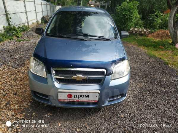 Chevrolet Aveo, 2007 год, 220 000 руб.