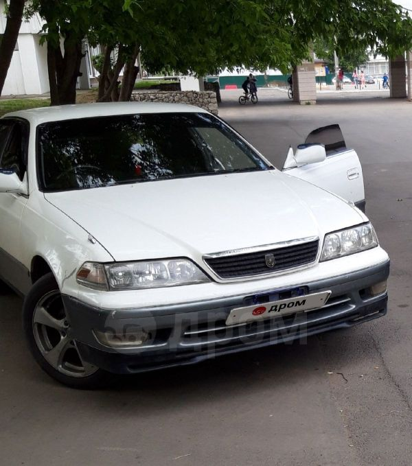 Toyota Mark II, 1997 год, 270 000 руб.