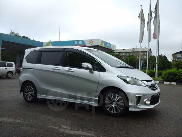 Honda Freed, 2016 год, 880 000 руб.