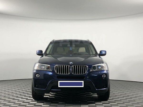 BMW X3, 2013 год, 1 077 701 руб.