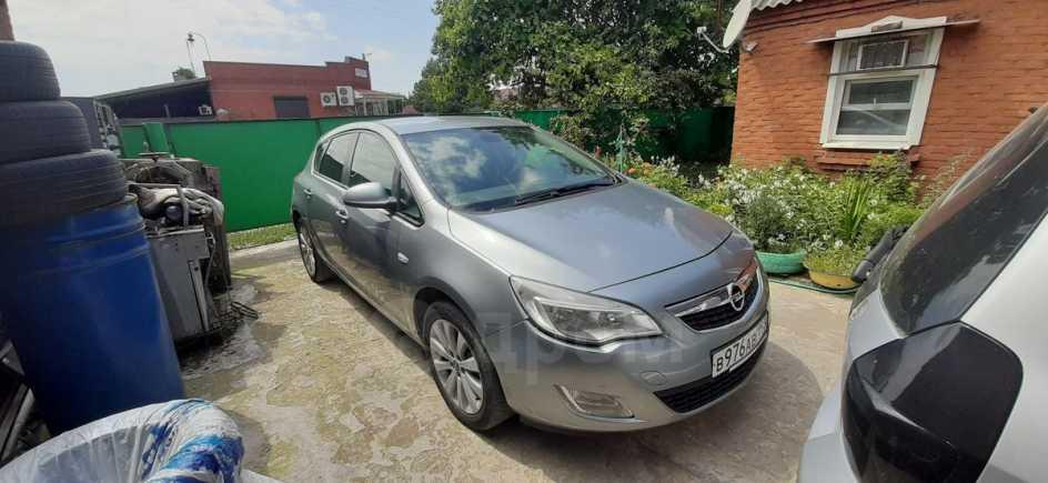 Opel Astra, 2010 год, 379 000 руб.