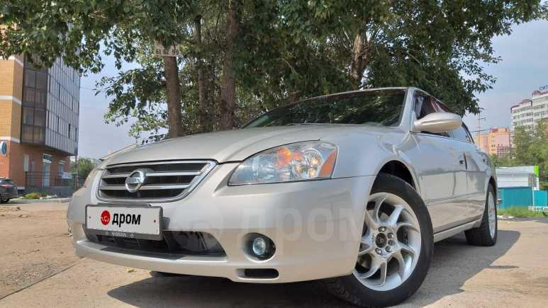 Nissan Altima, 2005 год, 505 000 руб.