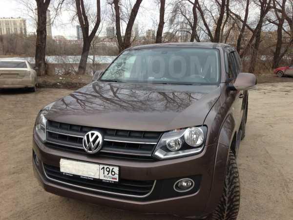 Volkswagen Amarok, 2014 год, 1 350 000 руб.