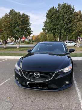 Нижнекамск Mazda6 2014