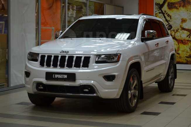Jeep Grand Cherokee, 2013 год, 2 050 000 руб.